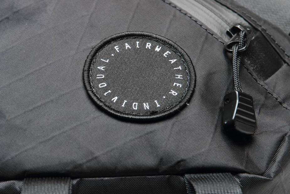Fairweather - HALF Frame bag