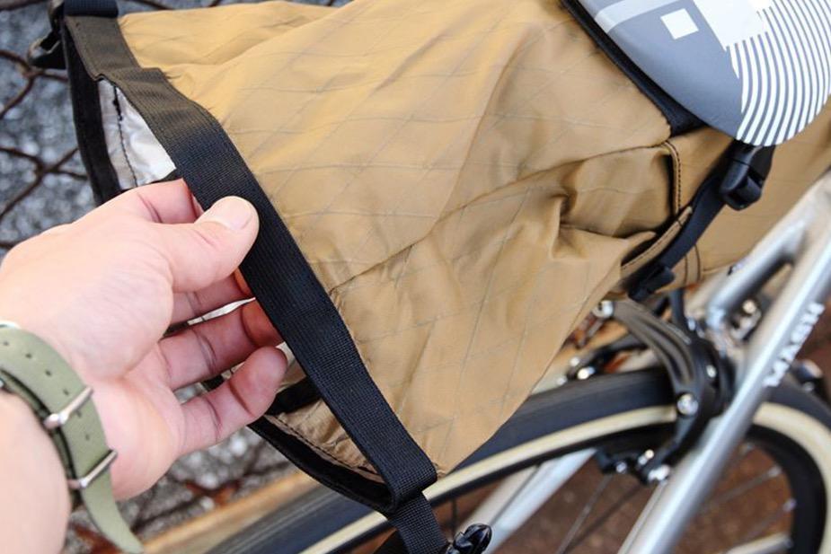 Fairweather Fairweather - Saddle bag, Mini