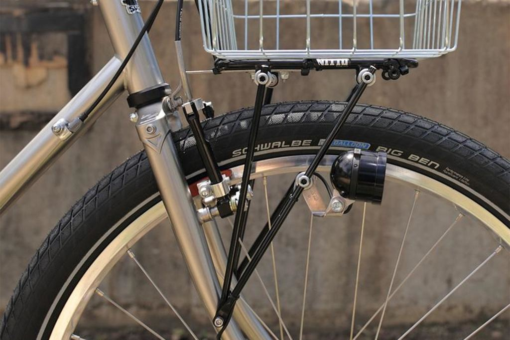 Nitto - Front Rack, M-1B