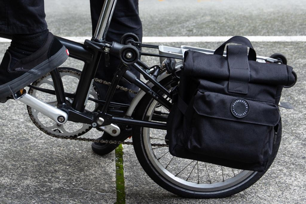 Fairweather - Multi bike bag (without pannier bag attachment)