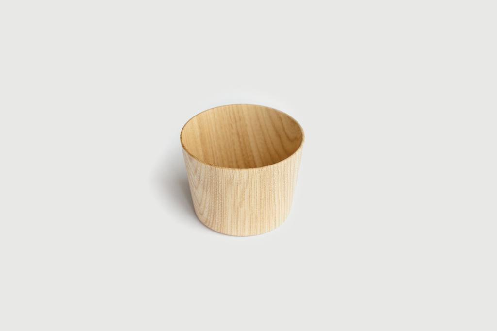 Takahashi Kougei - Kami, Wooden cup