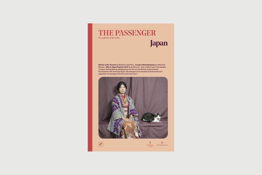 Book - The Passenger Japan