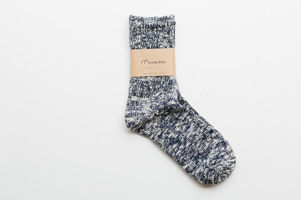 Mauna Kea - Hemp mix socks