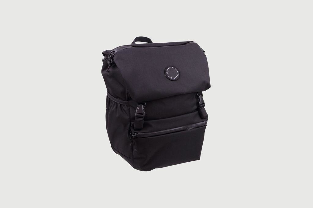 Fairweather - Flaptop 2way pannier bag