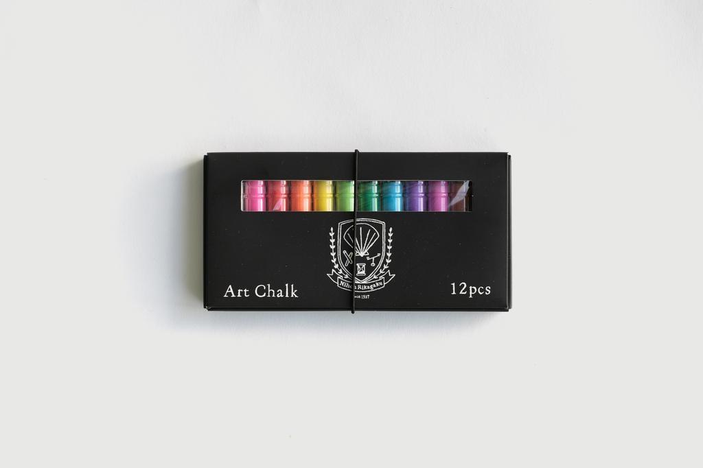 Rikagaku Art Chalk - 12pcs