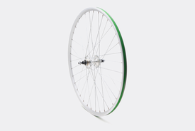 "tokyobike - Rear Wheel, JL-DT21, 26"" 36H Silver / Silver (Ace model)"