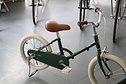 """Kickstand for Little tokyobike (16"""") in silver"""