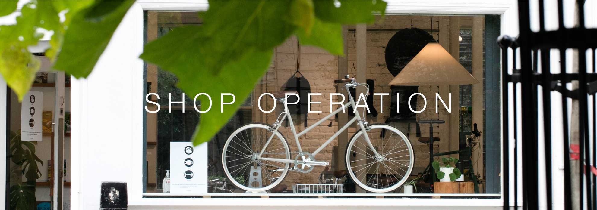 Shop Operation