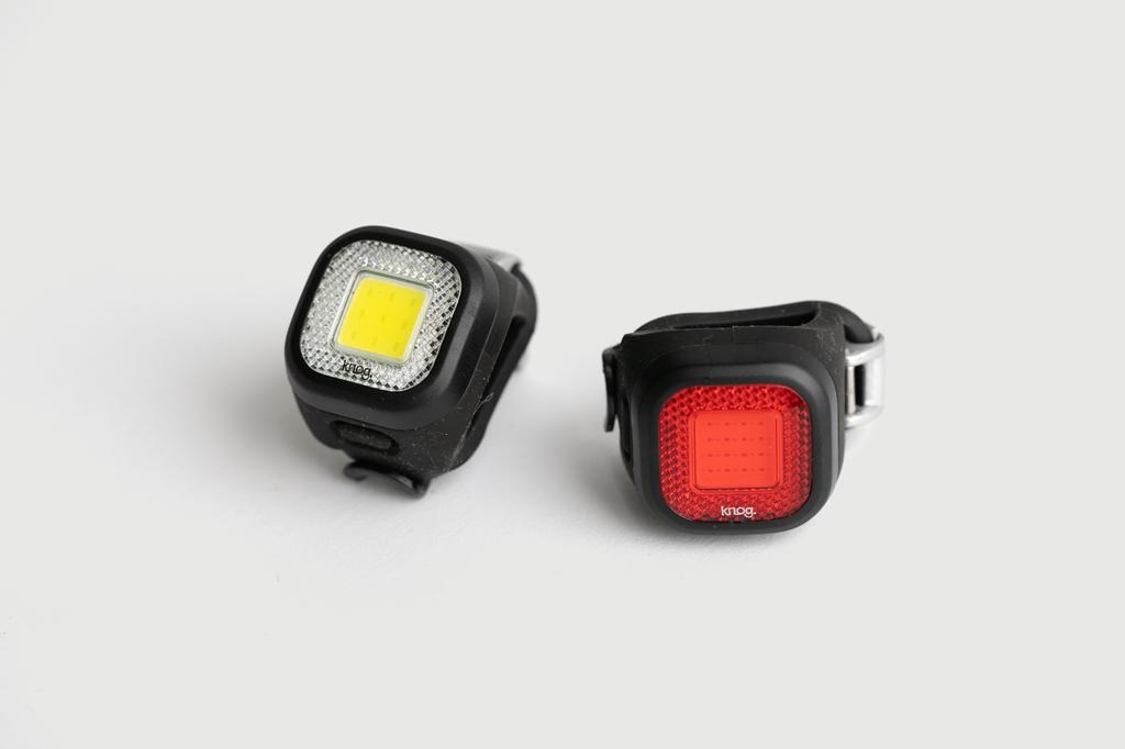 Knog Knog - Lights, Blinder, Mini CHIPPY Twinpack, Black