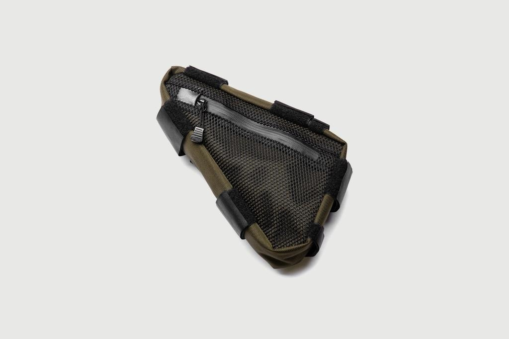 Fairweather - Corner bag, Ballistic fabric edition