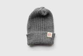 Niwaki - Woolly Hat, Nezumi Grey