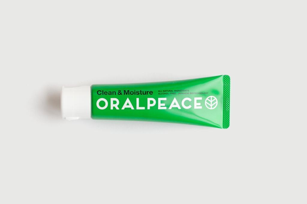 ORAL PEACE - Toothpaste 80g gel