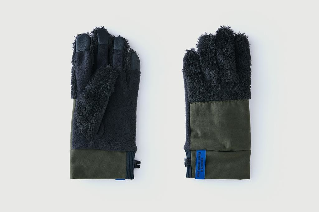 tet. - Gloves, Mountain Fleece