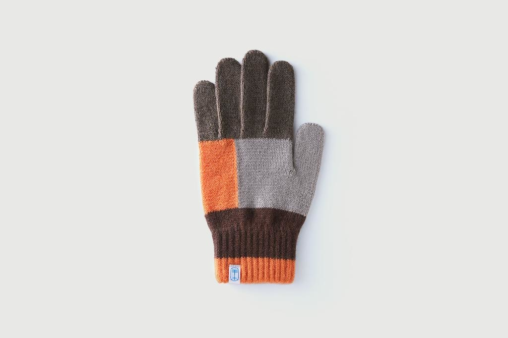tet. - Knitted gloves, Playcolor