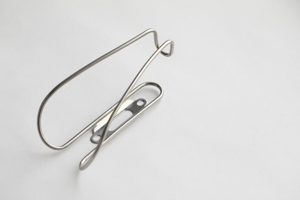 VO - Bottle Cage, Moderniste MKII Stainless Steel