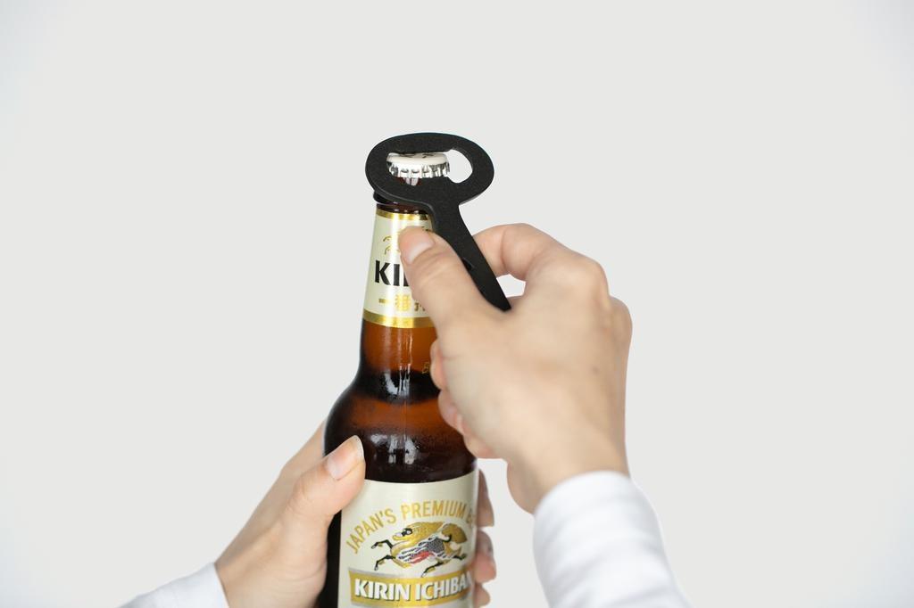 Kamasada Cast Iron Bottle Opener