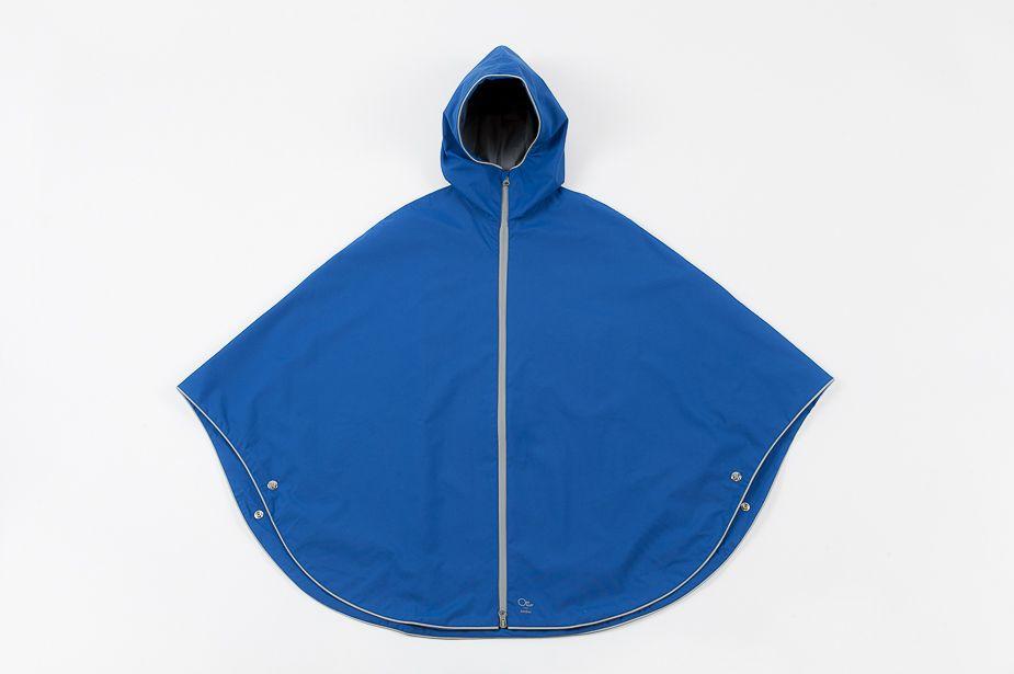 Otto London - Urban Poncho, Royal Blue