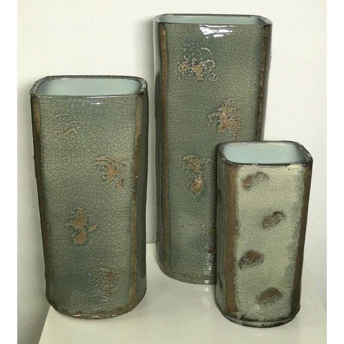 Villa Pottery  Brugge Vaas