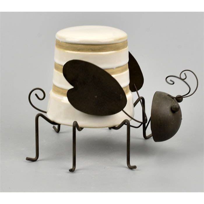 Villa Pottery  Skip Bij 9_2 SET/2