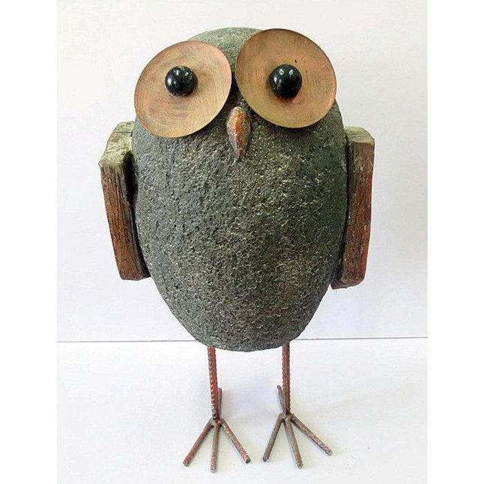 Decopots - Villa Pottery Magnesia Bird Jamaica 29x49