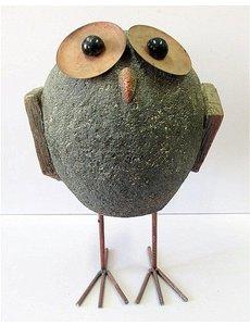 Villa Pottery  Magnesia Bird Jamaica 29x46