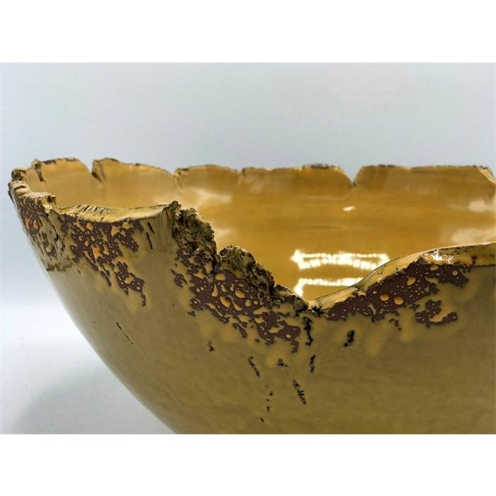 Villa Pottery  Roze Schaal Pesso 36x17