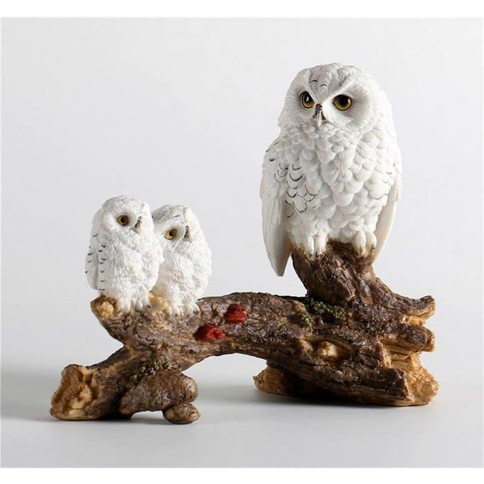 Decopots - Villa Pottery Witte Uilen Family