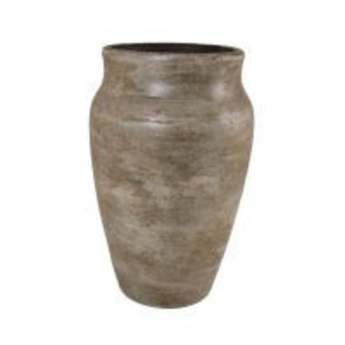 HS Potterie Bruine Vaas Barolo 23x40