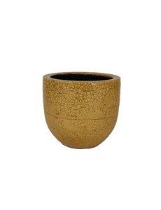 HS Potterie Gele pot Dansk  33 x 31