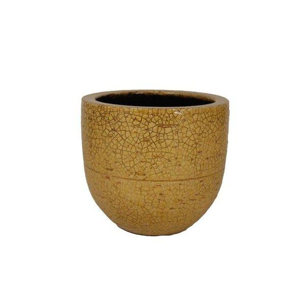 HS Potterie Gele pot Dansk 33x31