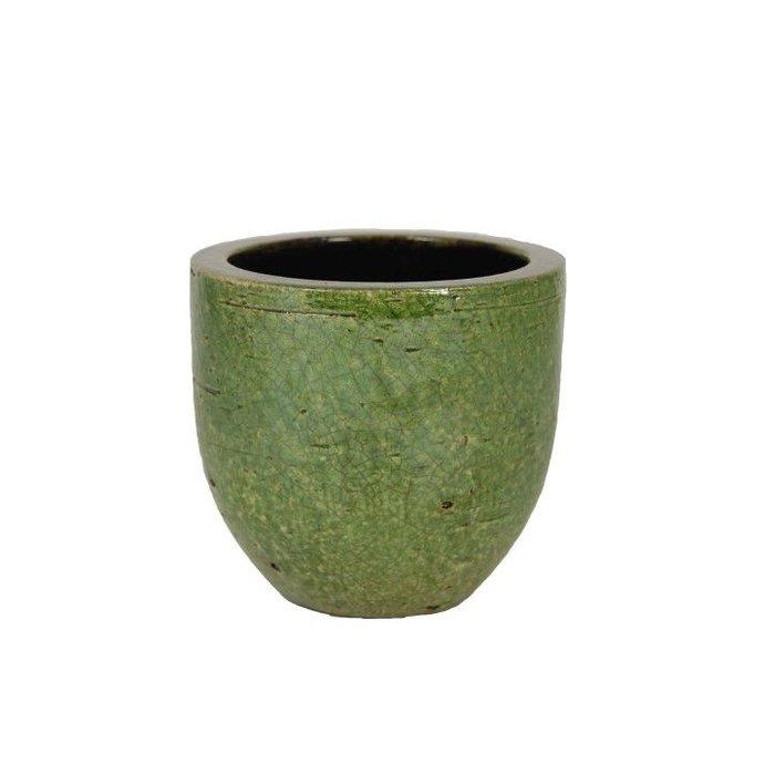 HS Potterie Groene pot Dansk 33x31