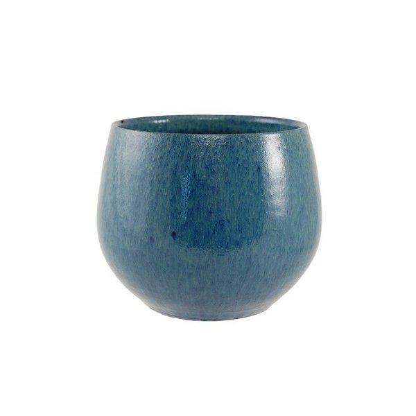 HS Potterie Blauwe pot Petra