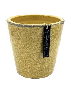 Villa Pottery  Gele Pot Bastogne