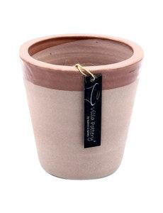 Villa Pottery  Roze Pot Bretagne