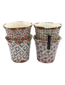 Villa Pottery  Porto Multicolor 22x20