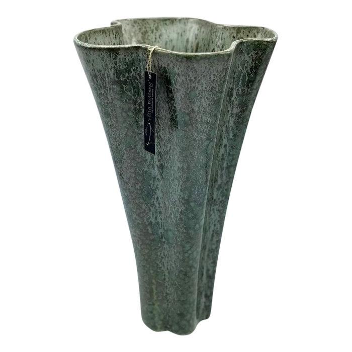 Villa Pottery  Groene Vaas Vittel 32x46