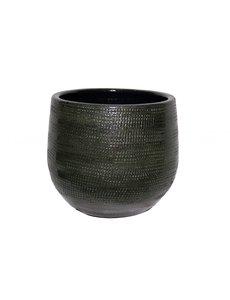 HS Potterie Groene Pot Tokio D28xH26, set van 2