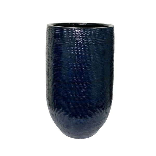 HS Potterie Blauwe Vaas - Pot Tokio