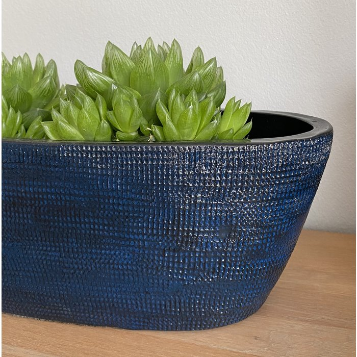 HS Potterie Blauwe Pot Tokio