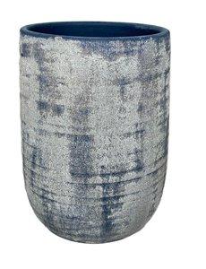 HS Potterie Blauwe Pot-Vaas Miami