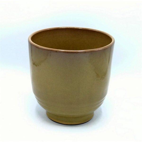 Villa Pottery  Gele Pot Kassel