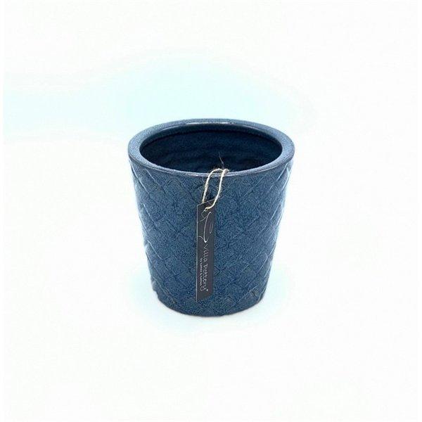 Villa Pottery  Blauwe Pot Cordoba