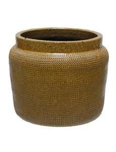 HS Potterie Gele Pot Moskou 21x17