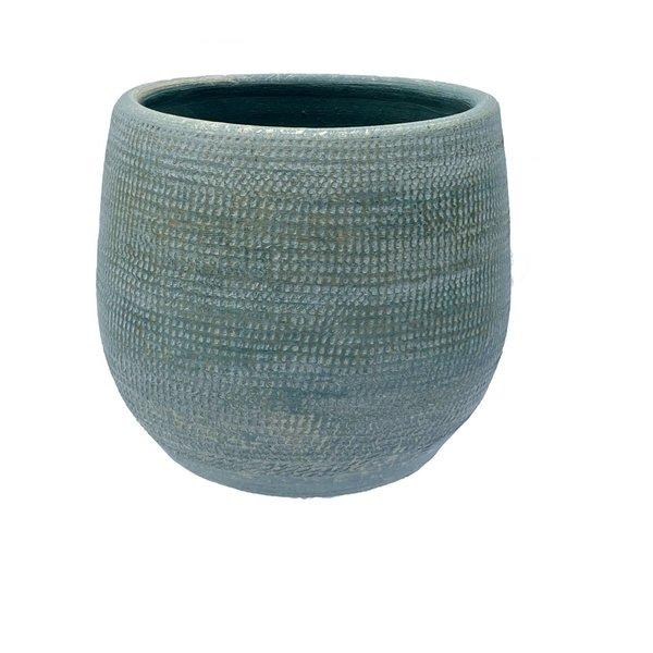 HS Potterie Aqua Blauwe Pot Tokio