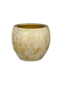 HS Potterie Oker gele Pot Montano