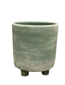 HS Potterie Groene Pot Nevada, set van 2