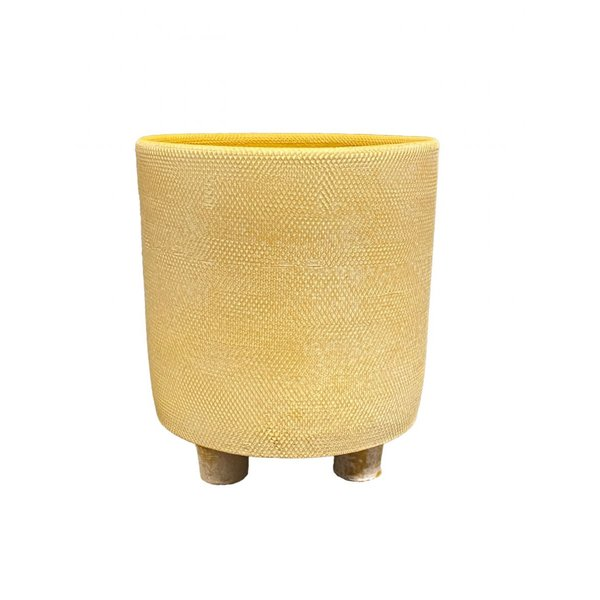 HS Potterie Gele Pot Nevada, set van 2
