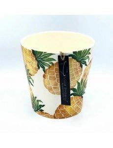 Villa Pottery  Pineapple Pot Ancona
