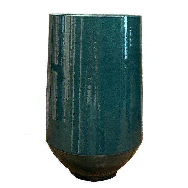 HS Potterie Blauwe Vaas Paris