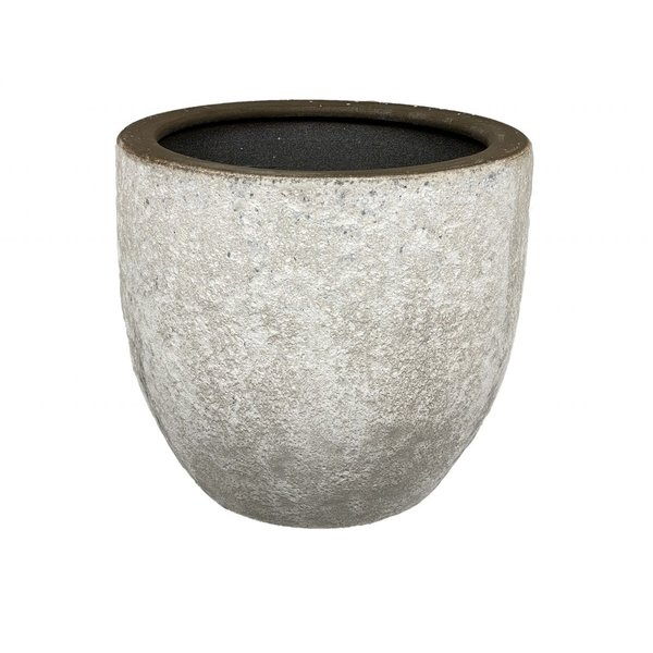 HS Potterie Wit Bruine Pot Alaska